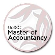 Master of Accountancy Program, Darla Moore School of Business logo