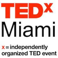 TEDxMiami logo