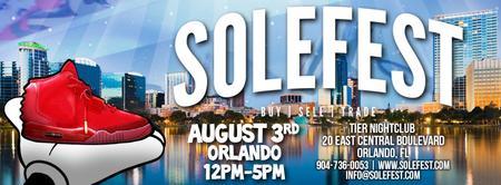SoleFest Orlando - 1 Year Anniversary