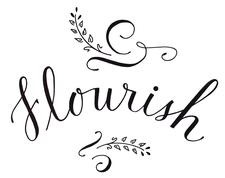 Flourish Creative Workspace logo