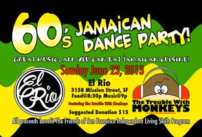 60's Jamaican Dance Party!