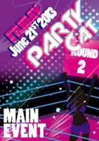 Entwined and Blackbird Present: PartyCat: Main Event