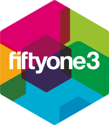 Fiftyone3 logo
