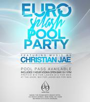 New York Pool Party Saturday Nights
