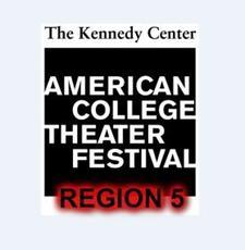 KCACTF Region 5 logo