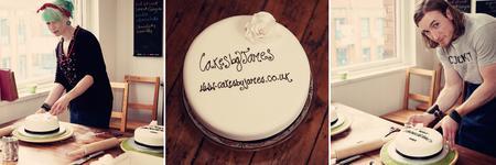 cakesbyjames July cake masterclass