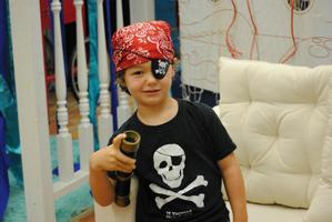 Super Heros & Pirates Adventure Camp
