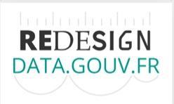 Redesign Data.gouv.fr