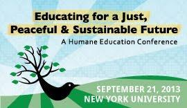 Educating for a Just, Peaceful and Sustainable World: A Humane...