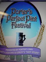 Porter's Perfect Pint Festival 2013