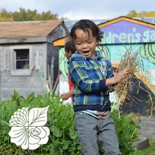 Gardening Programs for Kids logo
