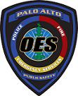 Palo Alto Office Of Emergency Services logo