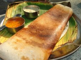 Indian Dosas: Creative Vegan and Gluten Free Cooking...