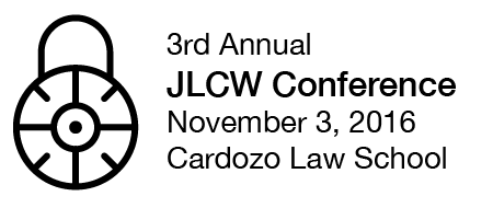 3rd Annual Journal of Law and Cyber Warfare One Day...