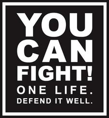 YOU CAN FIGHT! The Krav Maga People logo