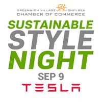 Sustainable Style Night