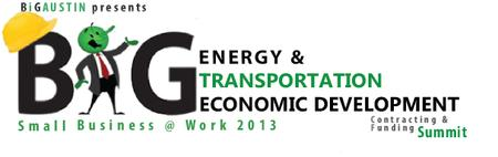 Attendee: BiG Energy & Transportation Economic...