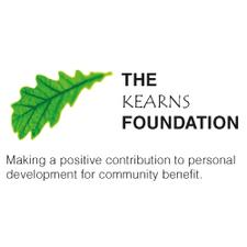The Kearns Foundation - registered charity 1156557 logo
