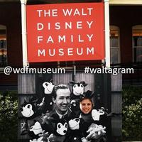 Walt Disney Family Museum (Shuttle Ride and Admission)