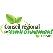 Conseil régional de l'environnement de l'Estrie logo