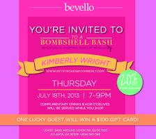 Kimberly's Bombshell Bash At Bevello!