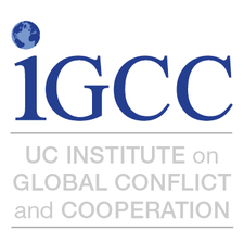UC Institute on Global Conflict and Cooperation logo