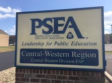 PSEA CW Region logo