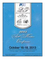 25th Anniversary Fall Mailer's Conference