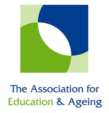Association for Education and Ageing logo