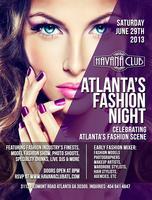 Atlanta Fashion Night: Celebrating Atlanta's Fashion...