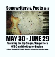 """I Am The Slam"" Songwriters and Poets Poetry Slam"