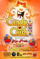 "Candy Crush "" The EPIC NYC Pride Finale"" #SunJUn30th"
