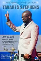 An Evening of Ascension with Tavares Stephens