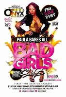 BAD GIRLS BARE ALL featuring PAULA HELLENS