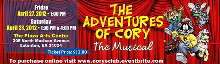 The Adventures of Cory Musical