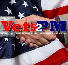 Vets2PM LLC logo