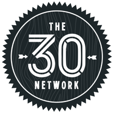 Thirty.Network logo