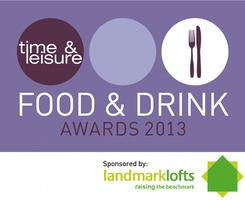 Time & Leisure Food & Drink Awards 2013 Ceremony and...