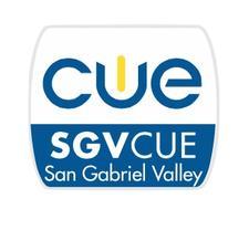 San Gabriel Valley CUE logo