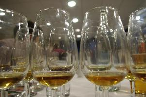 38th QMU Whisky Club Tasting
