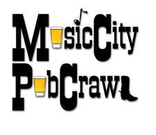 Music City Pub Crawl logo