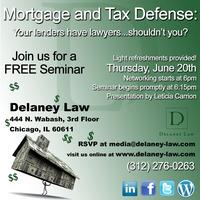 Mortgage and Tax Defense