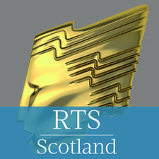 Royal Television Society SCOTLAND    logo