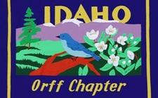 Idaho Orff-Schulwerk Association logo