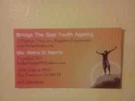Bridge the Gap 2013 College Fair Level Up
