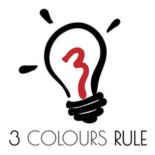 3 Colours Rule logo
