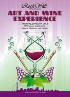 Rock Wall Wine Company Art and Wine Experience 2013!