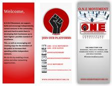 O.N.E Movement  logo