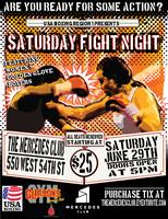 Female Fight Night with Gleason's Boxing Gym
