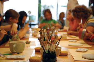 Autism Ontario Halton Social Butterflies - Ceramic Workshop